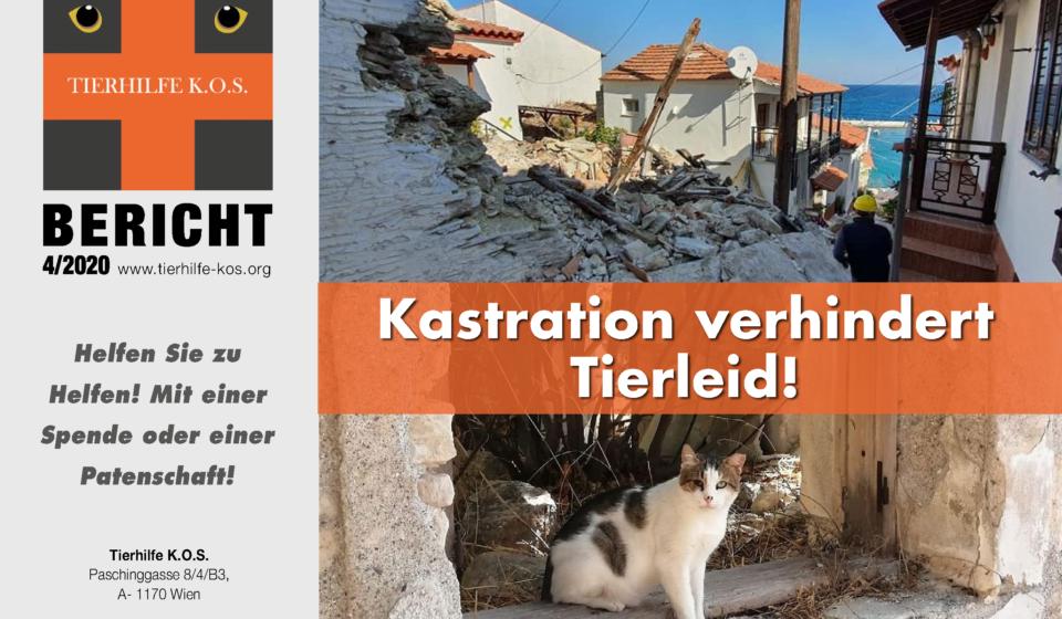 Tierhilfe-KOS-Bericht_42020_SAMOS_Erdbeben Titelbild