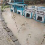 Überschwemmungen auf Samos