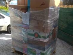 Unsere Futterspende ist angekommen!!!